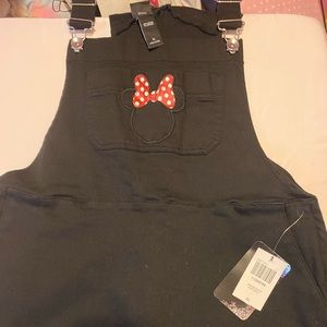 Hot topic Minnie Mouse Disney skirtall dress strap